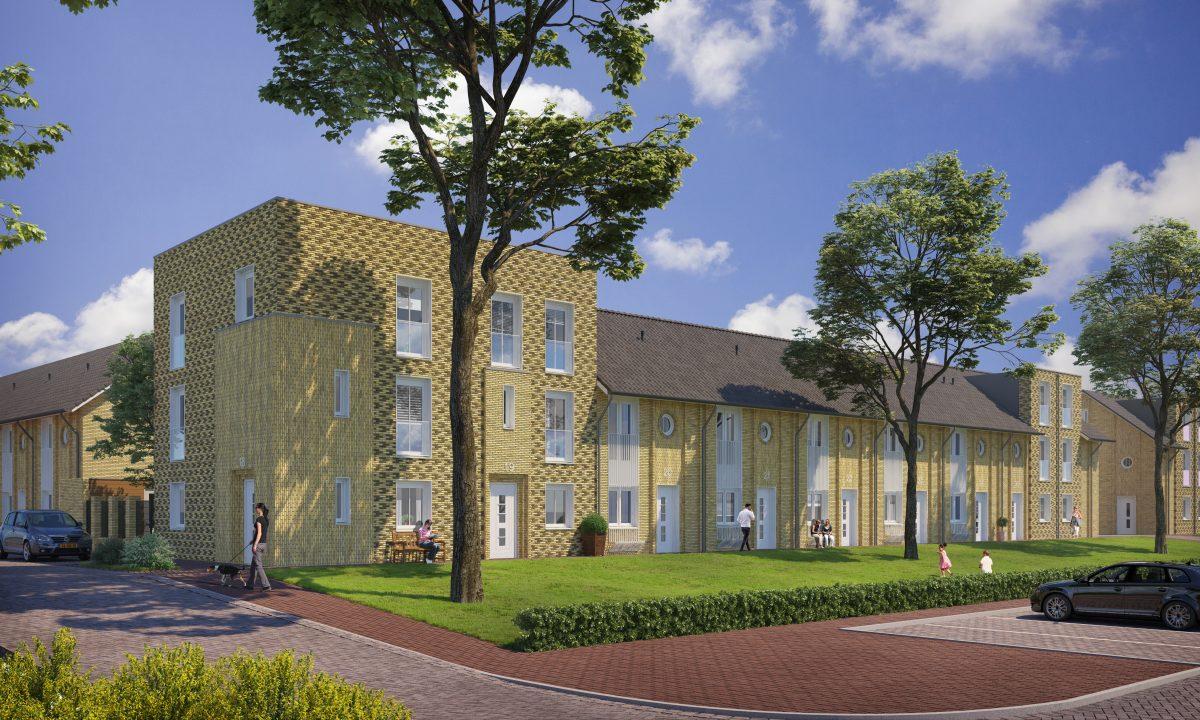 Wonen in de bongerd nieuwbouwwoning in amsterdam noord for Te koop amsterdam noord